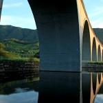 竹田アーチ橋